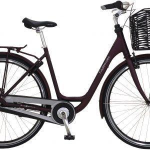 City Shopping Dame alu 510 Nexus® 7 gear 28″