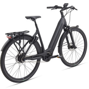 Giant DailyTour E+ LDS 25km/h XS Black – 2019